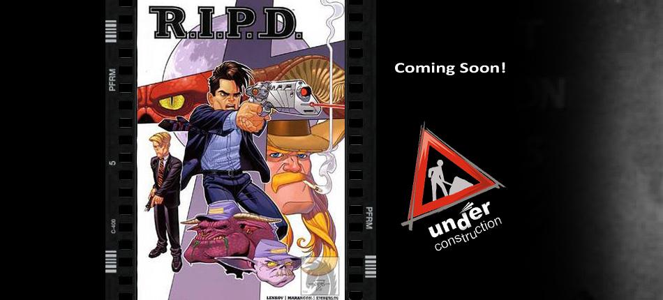 R.I.P.D. [Top Secret]